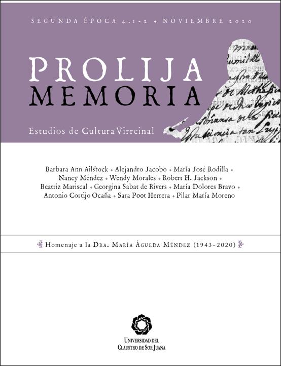 Prolija Memoria noviembre 2020
